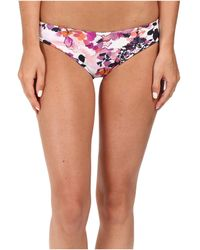 Saha - Mini Floral And Striped Reversible Bottoms - Lyst