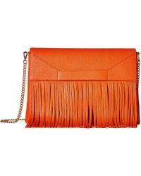 Boutique Moschino - Fringes Shoulder Bag - Lyst