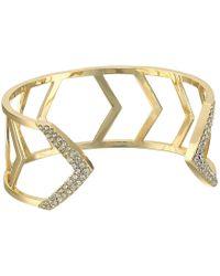 Vera Bradley - Triangle Cuff Bracelet - Lyst