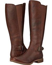 Timberland - Savin Hill All Fit Tall Boot - Lyst