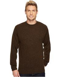 Pendleton - Shetland Crew Sweater - Lyst