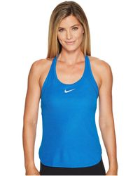 Nike - Court Slam Breathe Tennis Tank Top - Lyst