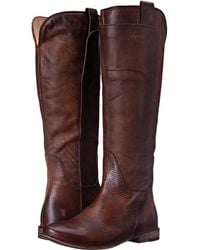 Frye - Paige Tall-apu Riding Boot - Lyst
