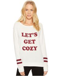 Pj Salvage - Lets Get Cozy Sweater - Lyst