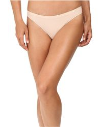 On Gossamer - Clean Lines Low Rise Thong G2075 - Lyst