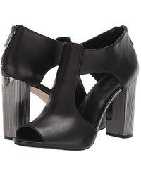 e64931c22 MICHAEL Michael Kors - Paloma Open Toe (black) Shoes - Lyst