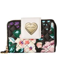 Betsey Johnson - Tab Bifold Wallet - Lyst