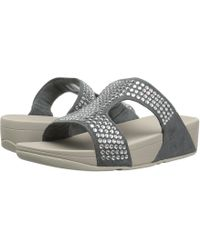 Fitflop - Glitzie Slide - Lyst