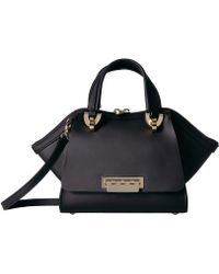 Zac Zac Posen - Eartha Iconic Mini Double Handle Bag - Lyst