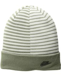 3c8d33bcac9 Lyst - Nike Chelsea Fc Beanie Hat in Gray
