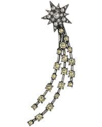 Marc Jacobs - Charms Celestial Shooting Star Single Earrings - Lyst