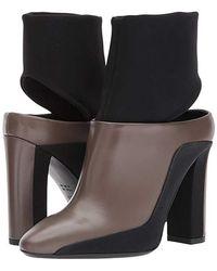 Via Spiga Agyness (bark Soft Barcellona Calf) Dress Pull-on Boots