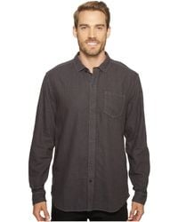 Mod-o-doc - Balboa Long Sleeve Shirt - Lyst