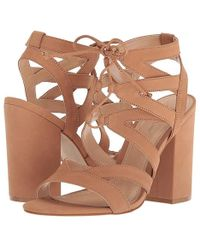 5389be3cf1 Massimo Matteo - Allie (nocciola) Shoes - Lyst