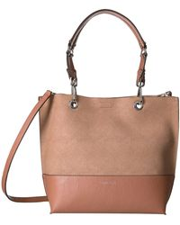 Calvin Klein - Sonoma Reversible Novelty Textured Lace Tote - Lyst