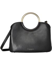 c9f1dc01b3f9 Donna Karan - Sia Large Satchel (black) Satchel Handbags - Lyst