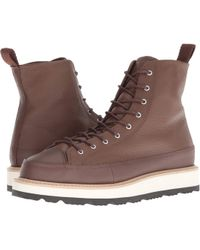 4747a793a7fd Lyst - Converse The Chuck Taylor All Star Major Mills Boot in Burnt ...