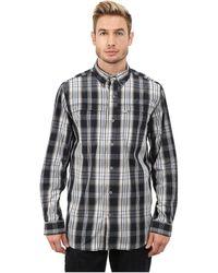 Carhartt - Force Mandan Plaid Long Sleeve Shirt - Lyst