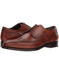 Canali - Wingtip Oxford - Lyst