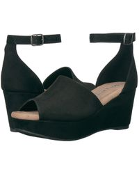 Dirty Laundry - Dl Dare Me Wedge Sandal - Lyst