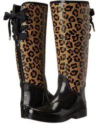 209c8a0cabea COACH Tristee - Women's COACH Tristee Rain Boots - Lyst