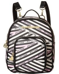 Betsey Johnson - Mini Convertible Backpack - Lyst