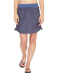Toad&Co - Lina Adjustable Skirt - Lyst
