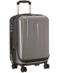 """Delsey - Helium Shadow 3.0-19"""" International Carry-on Expandable Spinner Suiter Trolley - Lyst"""
