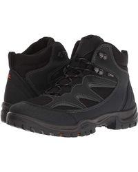 948ee2f1018 Ecco Xpedition Iii Gtx (coffee) Women's Hiking Boots - Lyst