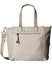 Hedgren - Glaze Rfid Large Tote (black) Tote Handbags - Lyst