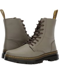 Dr. Martens - Combs 8-eye Boot - Lyst