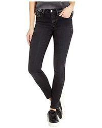 47bfa02a3ca Hudson Jeans - Nico Mid-rise Ankle Skinny Jeans In Interstellar  (interstellar) Jeans