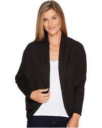 The North Face - Woodland Sweater Wrap - Lyst