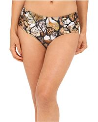 Agua de Coco - High Waist Bottom - Lyst