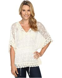 Scully | Sweet Summer Top Cover-up | Lyst
