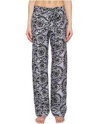 Versace - Pigiama Pantalone Pajama Pants - Lyst