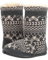 Woolrich - Whitecap Knit Boot - Lyst