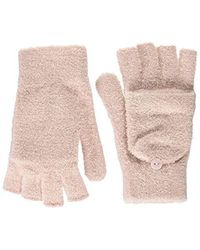 Steve Madden - Solid Magic Tailgate Itouch Gloves (blush) Extreme Cold Weather Gloves - Lyst