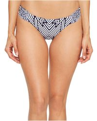 Red Carter - Azteca Side Tab Hipster Bottoms - Lyst