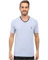 7 Diamonds | Kolby Short Sleeve Shirt | Lyst