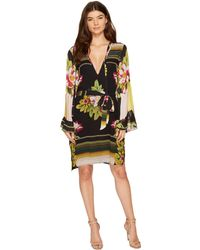 Nicole Miller - La Plage By Saint Tropez Embellished Dress - Lyst