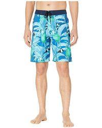 e02a04df5e Hurley - Phantom Costa Rica 20 Boardshorts (blue Force) Swimwear - Lyst
