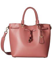 fee9fa6caf5d MICHAEL Michael Kors Kip Large Bucket Bag in Brown - Lyst