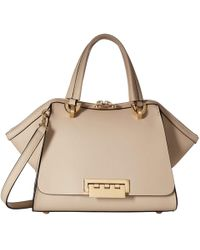 Zac Zac Posen - Eartha Small Double Handle - Lyst