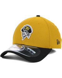 New Era Pittsburgh Pirates Mlb Diamond Era 2 Tone 39Thirty Cap - Lyst