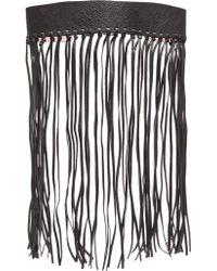 By Malene Birger Sunda Belt - Black
