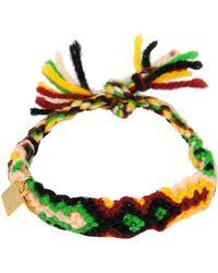 Dannijo Green Bracelet - Lyst