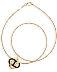 Hermes Gold Isatis - Lyst