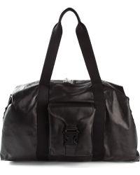 Alexander McQueen Tech Gym Bag - Lyst