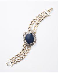 Ann Taylor Cosmos Bracelet - Lyst